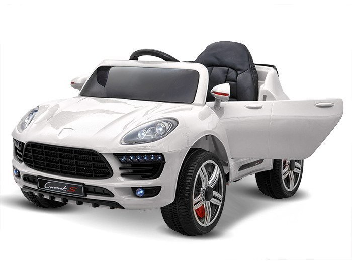 Joko PA0149 BI Elektrické autíčko Porsche bielej