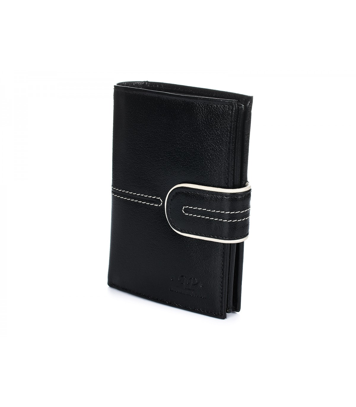 Alessandro Paoli K59 Pánska kožená peňaženka RFID čierna