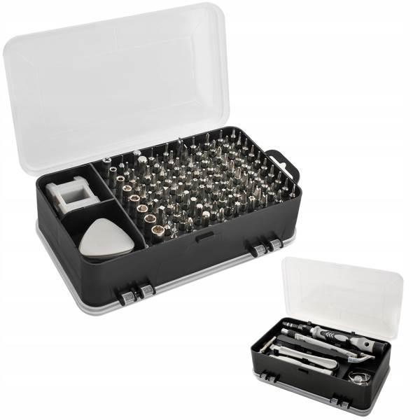 ISO 8645 Sada náradia na opravu elektroniky 110 dielov