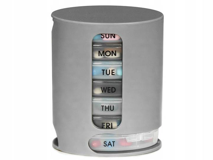Verk 15570 Týždenný dávkovač na lieky Pill Pre