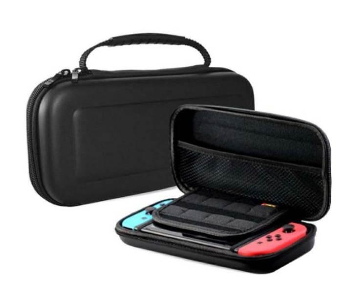APT Puzdro pre Nintendo Switch čierne