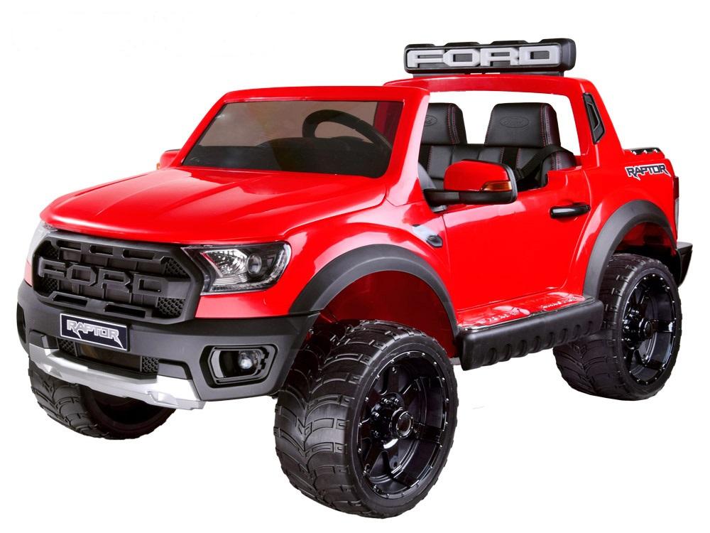Joko PA0229 CZ Elektrické autíčko Ford Ranger Raptor 2,4 GHz červené