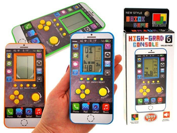 Joko Digitálna hra Tetris Smartphone color