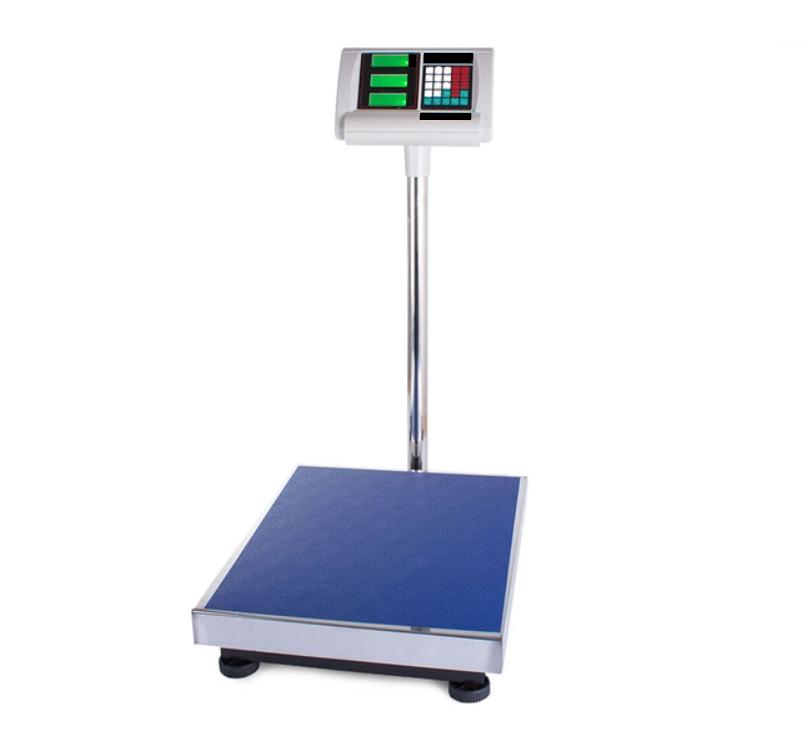 Verk 17001 Mostíková digitálna váha 100kg / 20g bazár
