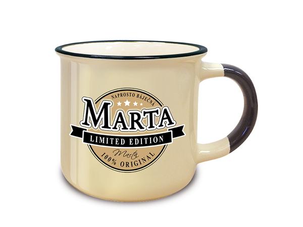 Nekupto Hrnek se jménem Retro - Marta