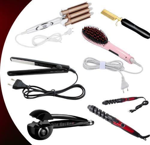 AKCIE: Žehličky na vlasy