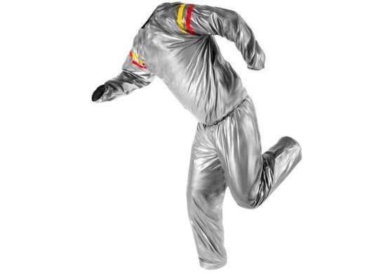ISO 004 Sauna oblek XL