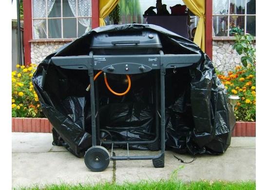 Malatec Krycia plachta na záhradný gril 173x61x125cm