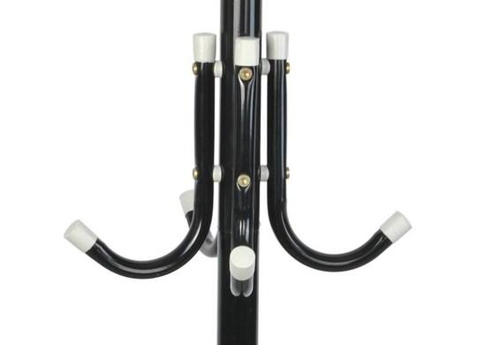 ISO 5341 Stojanový vešiak 175 x 42 cm čierny