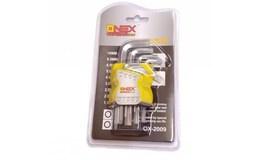ART Imbus Sada kľúčov 9ks ox-2009 1,5-10 mm