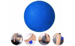 ISO 5417 Masážní koule 6.3 cm modrá