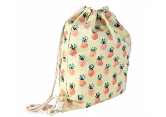 ISO 6787 Vak s potlačou ananás