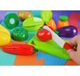 ISO 6080 Krájacie ovocie a zelenina 13 dielov