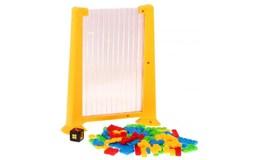 KIK KX1845 Tetris žltý