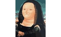 Master Sada na malování Tlustá Mona Lisa