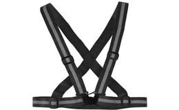 APT AG590B Reflexné traky elastické čierna