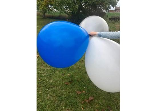 GFT Mega balónik priemer 85cm