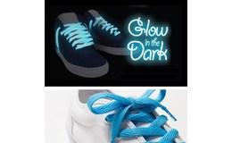 GFT Svítící tkaničky - modré