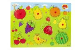 KIK KX7880 Vkladacie puzzle ovocie