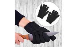GFT Q406 Ochranné rukavice černá