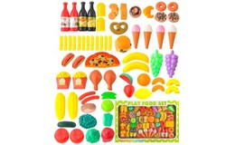 ISO 8234 Sada potravin pro dětí 90 dílů