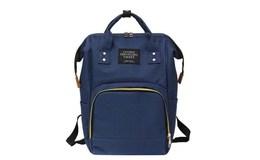 ISO 8912 Dámský městský batoh 2v1 modrá