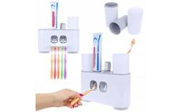 ISO 9178 Automatický dávkovač na dvě zubní pasty