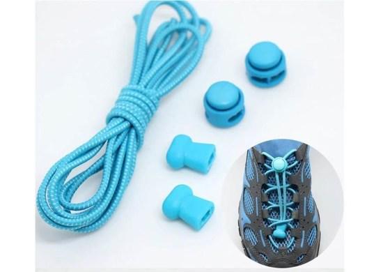 GFT Easy šnúrky modrej