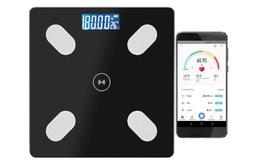 Malatec 9993 Analytická osobní váha Bluetooth 180 kg