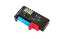 APT Tester baterií digitální BT-168D, R3, R6, R20, R14, 9V