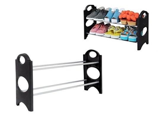 Skladací botník Shoe Rack