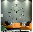 APT Dizajnové 3D nalepovacie hodiny 120cm