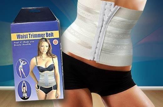 WTB Béžový telový elastický sťahovací pás