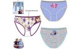 Javoli Detské nohavičky Disney Frozen II 2/3 rokov 3 ks