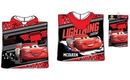 Javoli Pončo Disney Cars 50 x 100 cm II