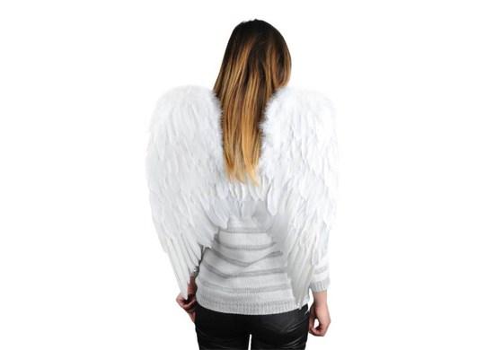 Krídla anjel páperová 53 x 60cm