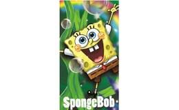 Javoli Uterák SpongeBob 35 x 65 cm zelený
