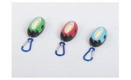 Verk 14260 Svietidlo kľúčenka LED COB Color