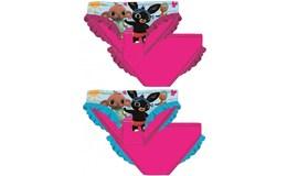 Javoli Dievčenské plavky nohavičky Zajíček Bing veľ. 116