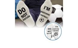 GFT Ponožky - Nerušiť, dávajú futbal
