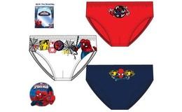 Javoli Chlapčenské slipy Spiderman 2/3 3 ks