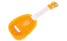 Joko IN033 Gitara ovocie pomaranč oranžová 37 cm