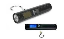 Verk 17042 Digitální závěsná váha se svítilnou 40Kg/10g